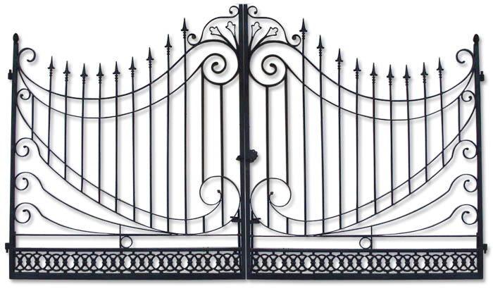Excellent Wrought Iron Gate Designs 700 x 413 · 79 kB · jpeg